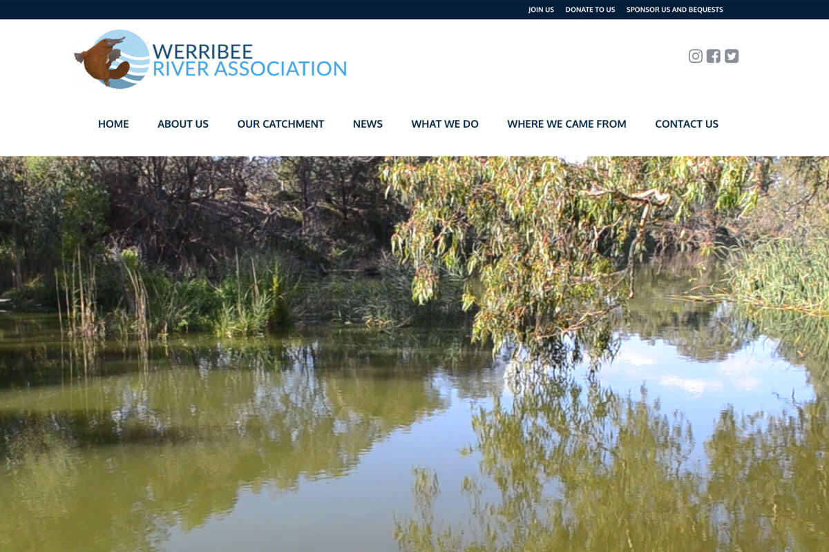 Werribee River Association