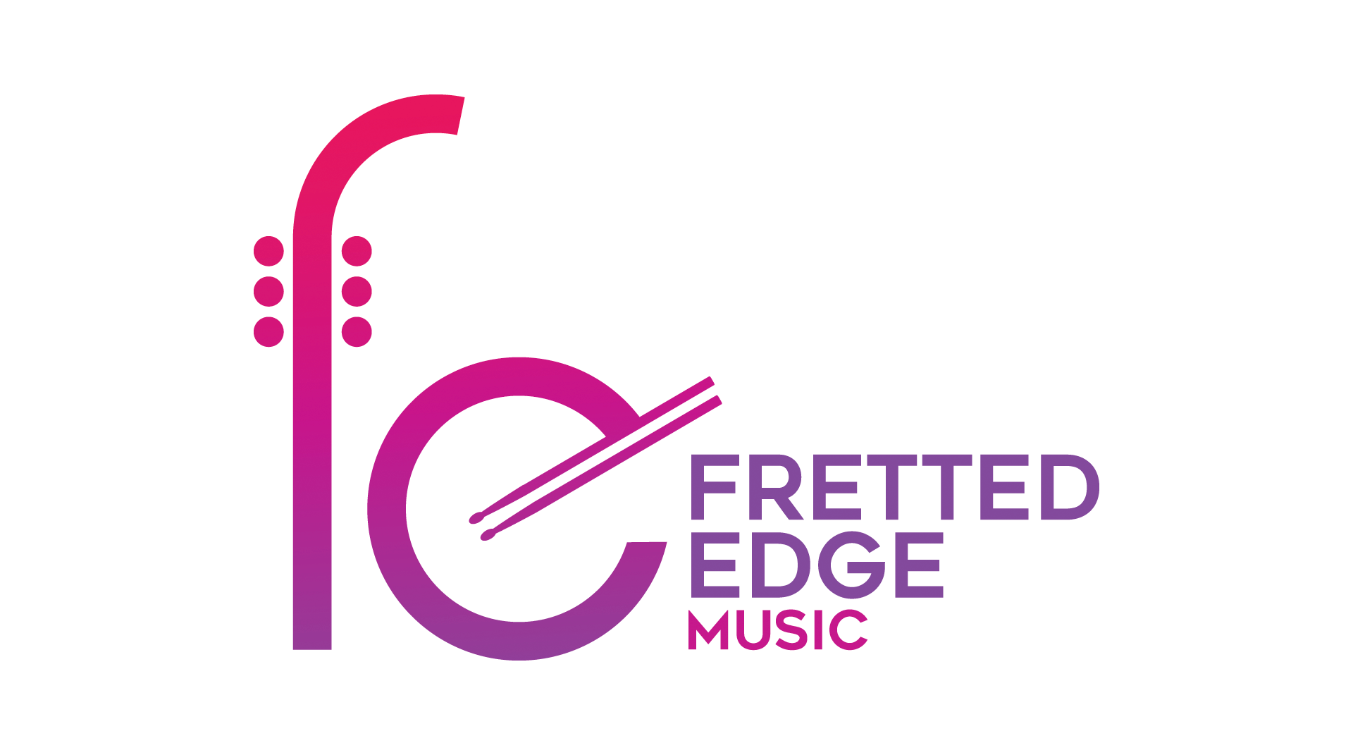 Fretted Edge Music logo