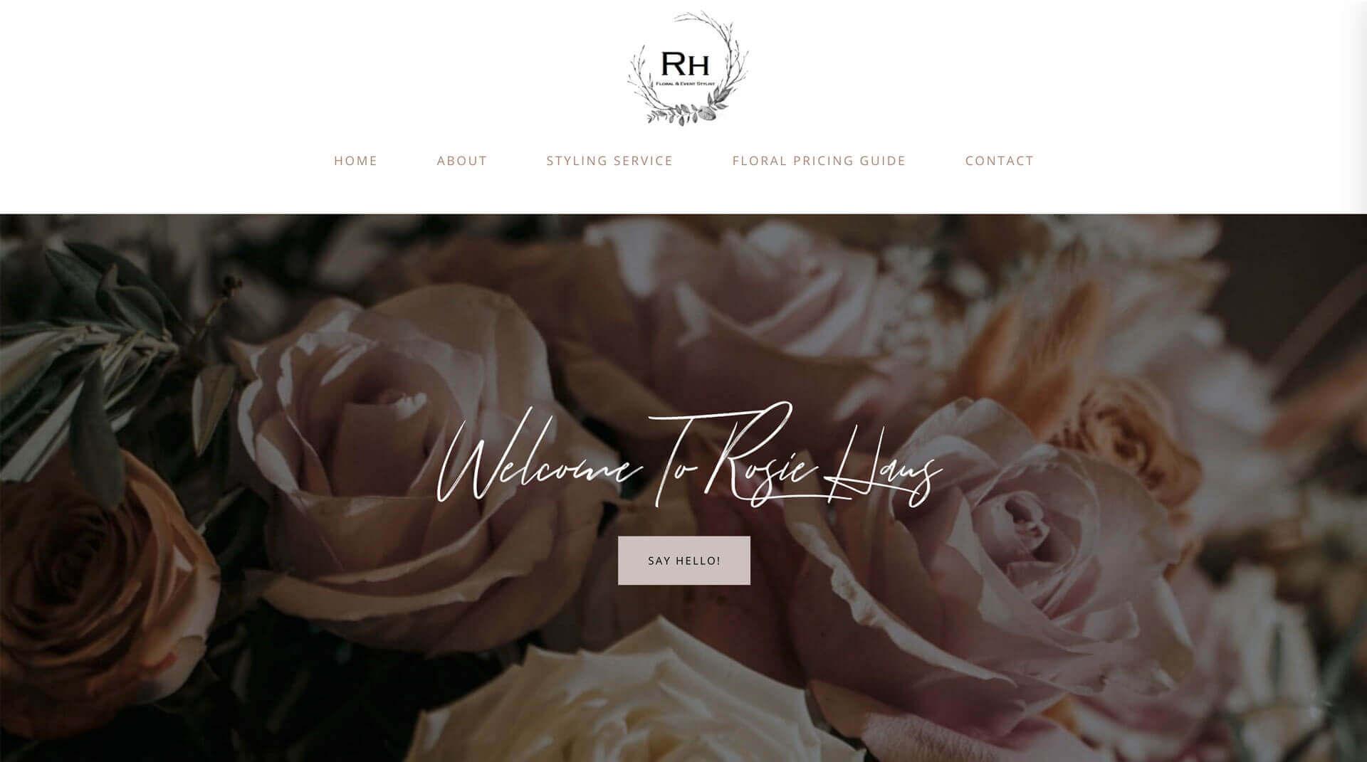 Rosie Haus Florist